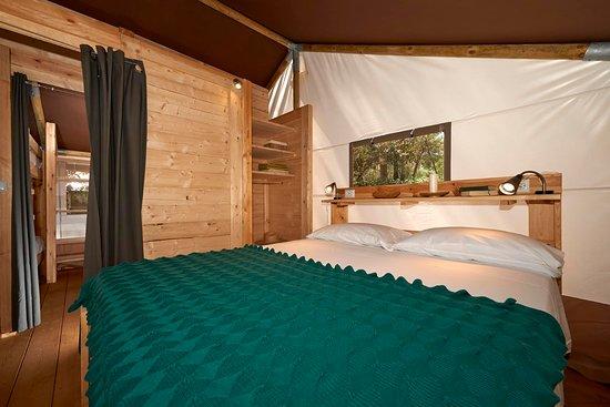 Baia Domizia Camping Village: LODGE TENT