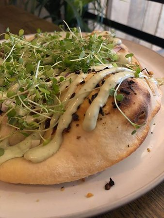 Pickled Fred: flatbread