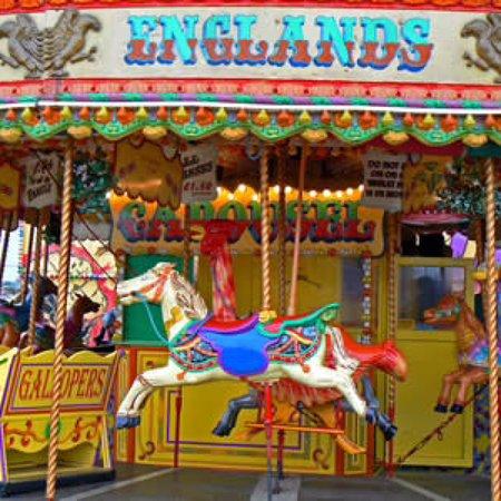 Rainbow Park (fairground Hunstanton)张图片