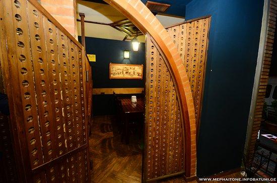 Mephaitone: VIP room