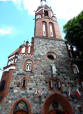 Church of St. George: Kościół Św. Jerzego w Sopocie