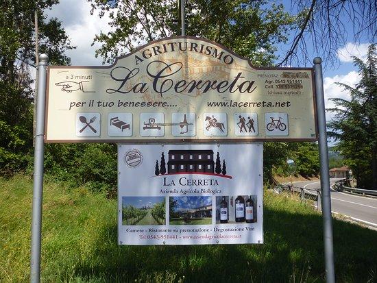 Agriturismo La Cerreta Rocca San Casciano