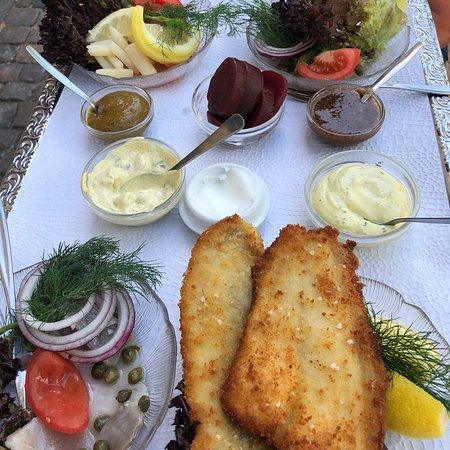 Restaurant Karla: Karla's luksusplatte i 2 serveringer
