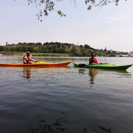 贝尔格莱德皮划艇之旅照片