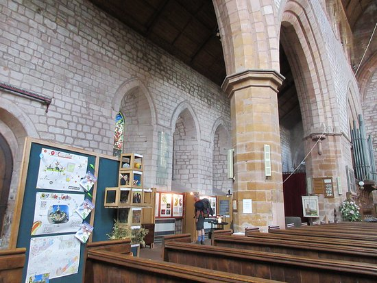 Lanercost, UK: church