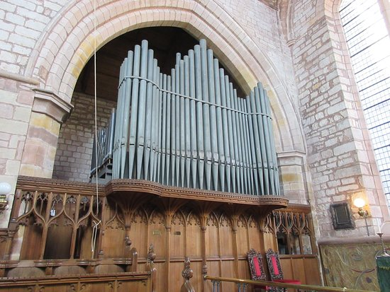 Lanercost, UK: organ