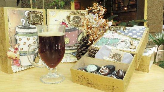 The Chocolate House: Cofre Premium Cofre de madera elaborado a mano