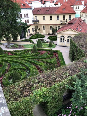 Aria Hotel Prague by Library Hotel Collection: Palace Gardens