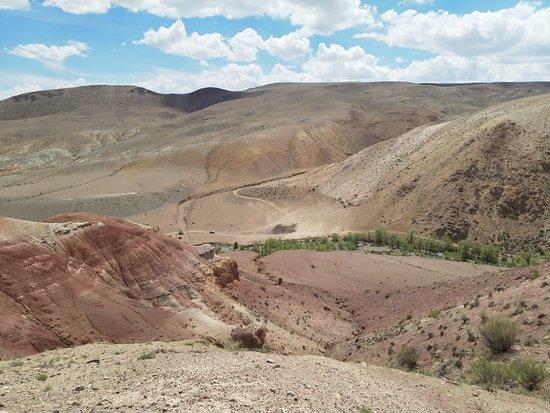 Kyzyl-Chin Valley照片