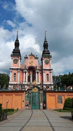 Sanktuarium Maryjne W świętej Lipce Cudowna Brama Picture Of