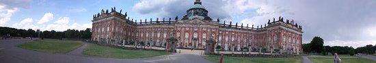Sanssouci Palace: Pink castle