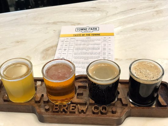 Towne Park Brew