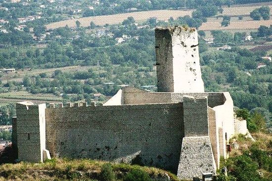 Rocca Janula