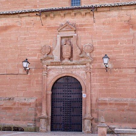 Casco histórico (Iglesia de Santo Domingo)