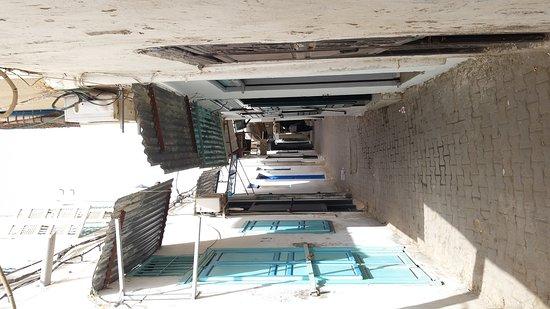 写真チュニス旧市街枚