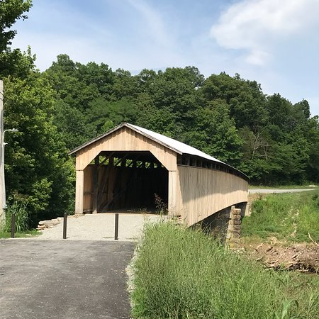 Mount Zion Covered Bridge