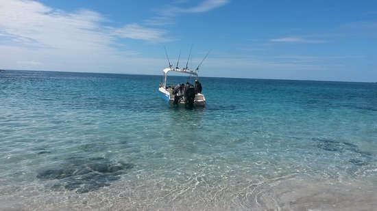Playa Tintorera, Isla Cebaco