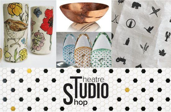 The Studio Shop - Located at our Box Office in Wellington