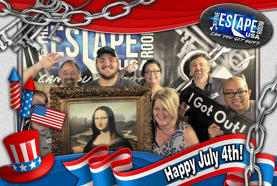 The Escape Room USA - Columbus