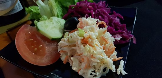 O Giro Restaurante: salada