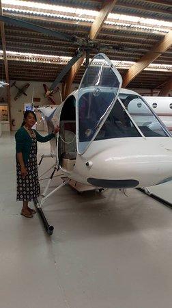 Danmarks Flymuseum: Ook diverse helikopters zijn er te bewonderen