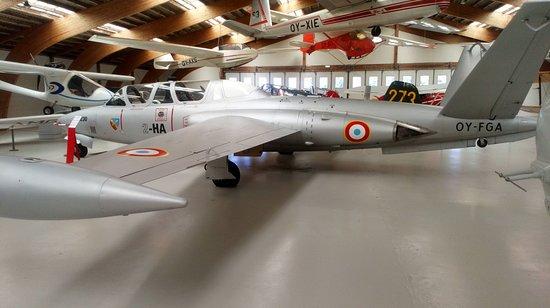Danmarks Flymuseum: Educatief vliegtuigmuseum