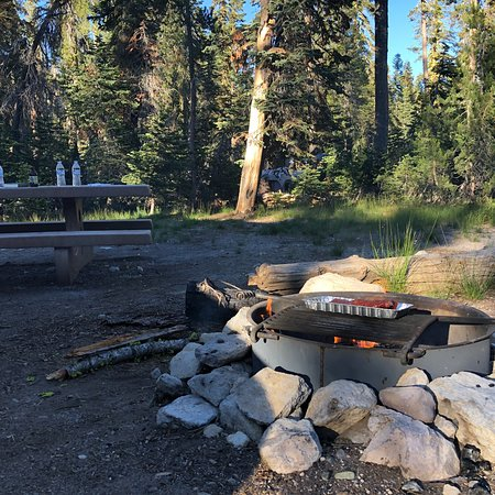 summit lake campground lassen volcanic bewertungen fotos lassen volcanic nationalpark. Black Bedroom Furniture Sets. Home Design Ideas