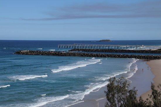 Flagstaff/ Duranbah Beach