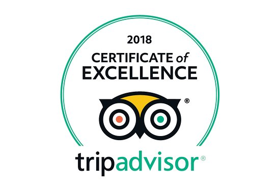 FUN DIVERS ZANZIBAR – Certificate of Excellence 2018