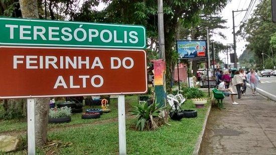 Feirinha Do Alto照片