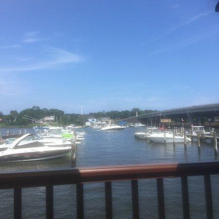 River Rock Restaurant and Marina Bar张图片