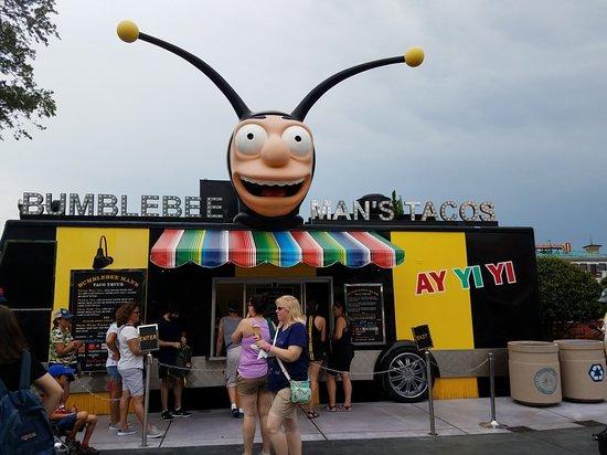 Bumblebee Man Taco Truck, Orlando - Restaurant Reviews