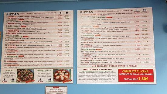 Foto de Pizzeria Napoli Di Notte