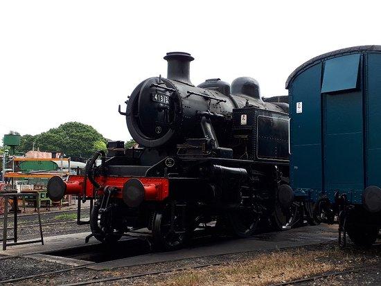 Foto de Isle of Wight Steam Railway