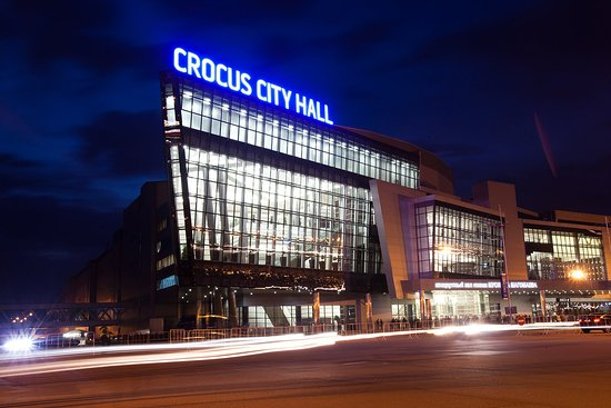 ‪Crocus City Hall‬