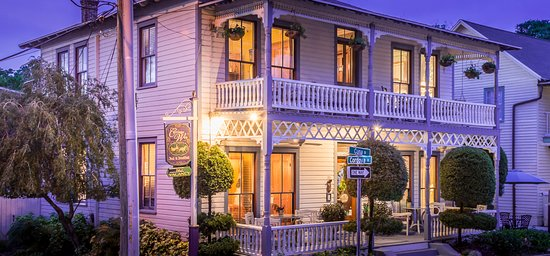 Carriage Way Inn Bed & Breakfast: Carriage Way Inn Bed and Breakfast