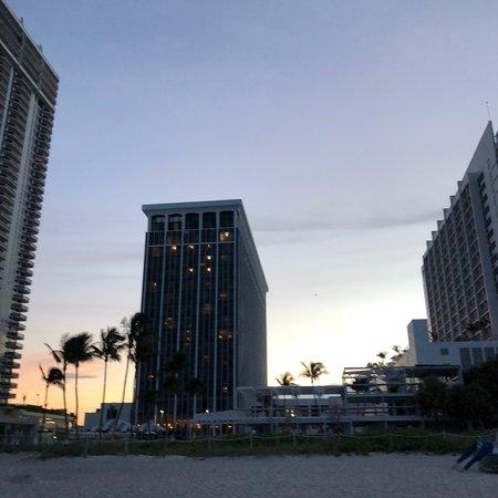 迈阿密沙滩水疗度假村照片