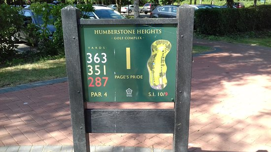 Humberstone Heights Golf Club