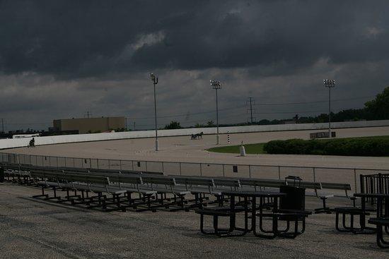 Northfield, OH: track