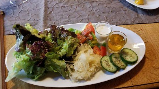 Meistertrunk : Mixed salad