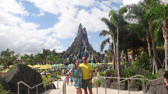 Universal's Volcano Bay照片