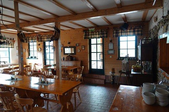 Resita, Romania: Restaurant