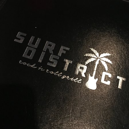 Surf District Rock 'n Roll Grill照片
