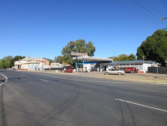 Wilcannia, Australia: Respect ....