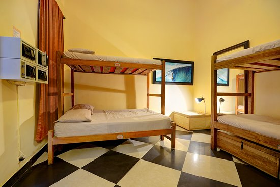 La Brisa Loca Hostel : Fun and comfort at La Brisa Loca.