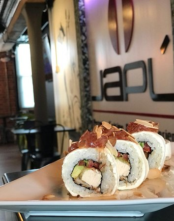 Yummy And Unique Sushi Rolls Review Of Japu Restaurant Lawrence Ma Tripadvisor Located in solana beach our talented sushi chefs can prepare any roll, sashimi, special roll, noodles, soups or sauces. tripadvisor