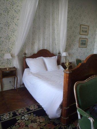 Montmirail, France: Napoléon III kamer