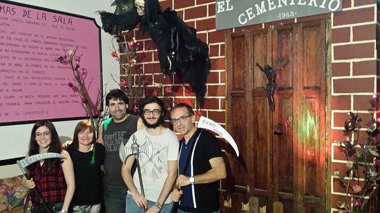 Escape Room ADRENALINA El Cementerio照片