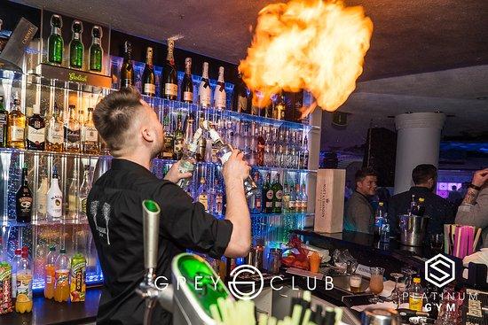 Grey Club Szczecin: Imprezowe serce miasta