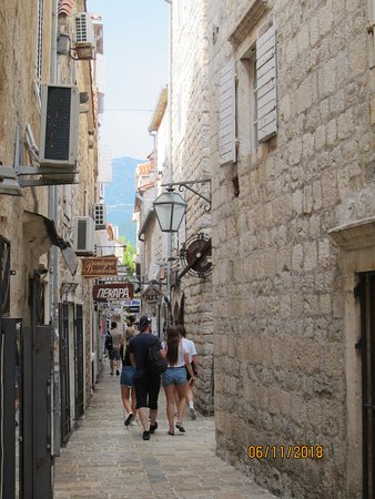 Tours by Milo: Old town Budva
